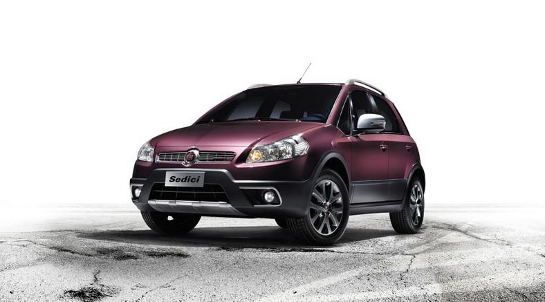 Fiat sedici po zmianach