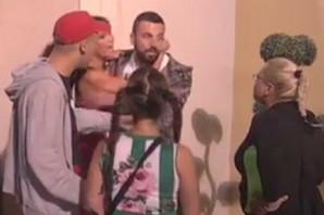 """""""OTKINUĆU TI RUKU"""": Brutalna svađa Vladimira, Miljane i Marije! STANIJA SE TRESLA OD ŠOKA!"""