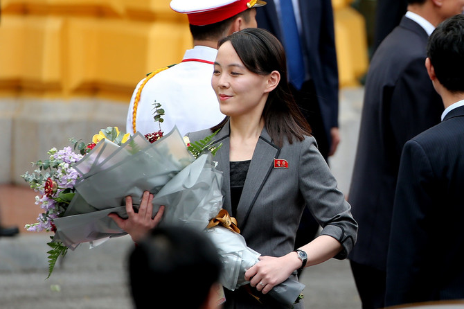 Najmoćnija žena Severne Koreje?