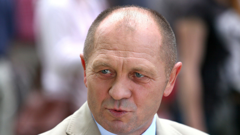 Zdymisjonowany minister rolnictwa Marek Sawicki