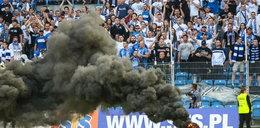 """Premier komentuje przerwany mecz w Poznaniu. Mówi o """"stadionowych chuliganach"""""""