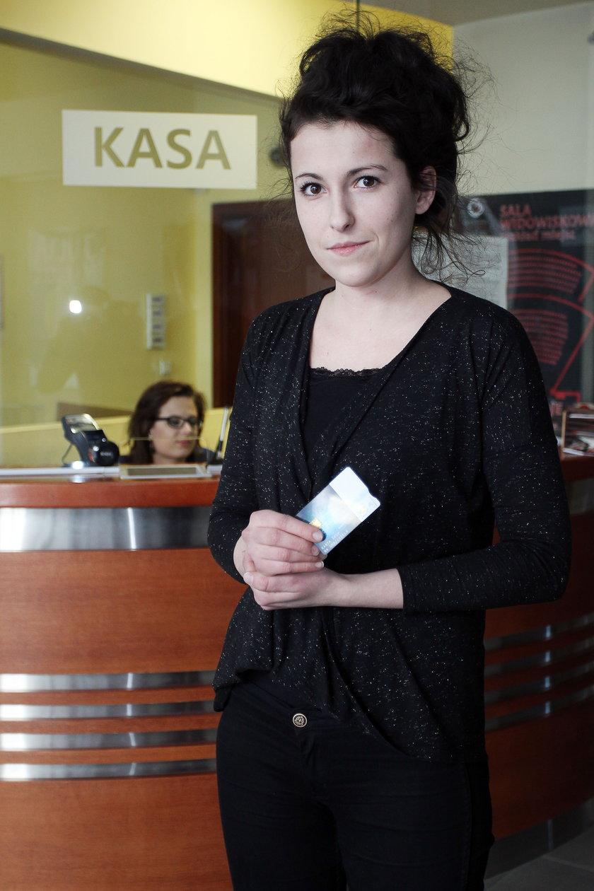 Magdalena Ryś (22 l.), z Chorzowskiego Centrum Kultury