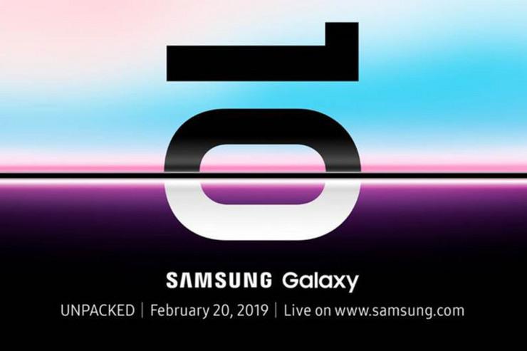 Premijera Galaxy S10 je zakazana za 20. februar