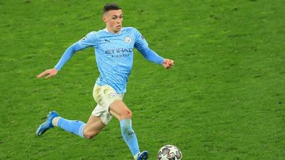 'Superstar' Foden formed by love of football and fishing