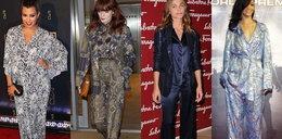 Gorący (?) trend: piżamy na salonach