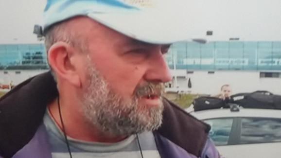 Siniša Dabić pronašao torbu sa parama aerodromu