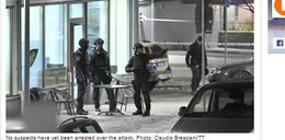 Strzelanina w kawiarni w Sztokholmie. Dwie osoby nie żyją
