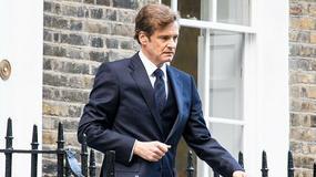 """""""Bridget Jones's Baby"""": zdjęcia Colina Firtha z planu"""