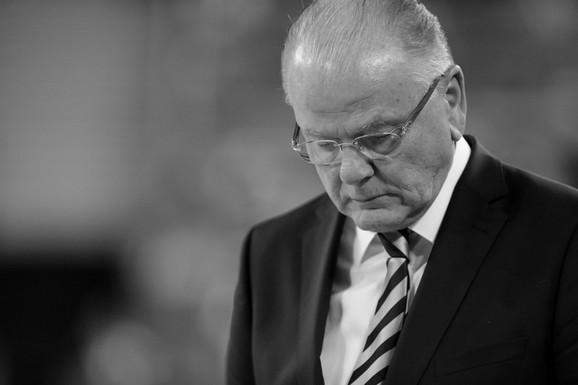 OPROŠTAJ OD LEGENDE Komemoracija Dušanu Ivkoviću u ponedeljak u Skupštini Srbije