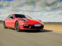 Porsche Panamera GTS Sport Tourismo – dobry na wakacje i na tor