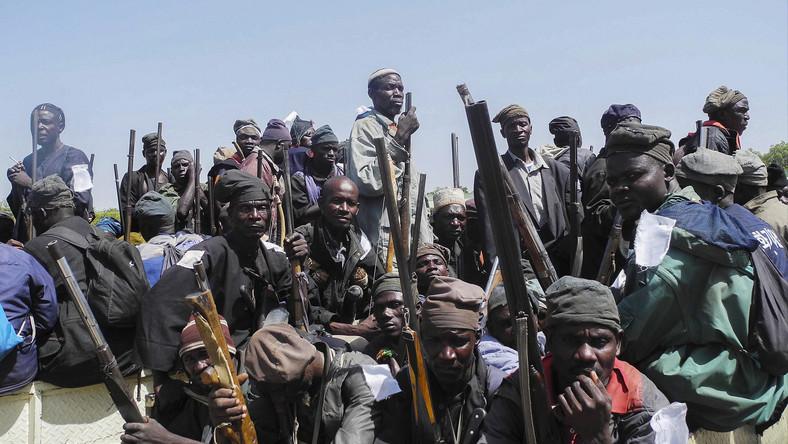 Lokalni myśliwi chcą walczyć z Boko Haram