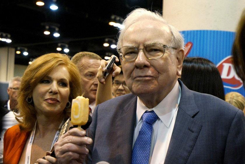 Warren Buffett (85 l.)