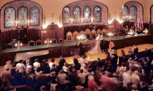 Sve manje interesovanja za venčanje u Velikoj većnici Gradske kuće