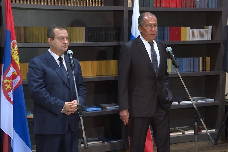 Ivica Dačić, Sergej Lavrov2, Tanjug, MSP