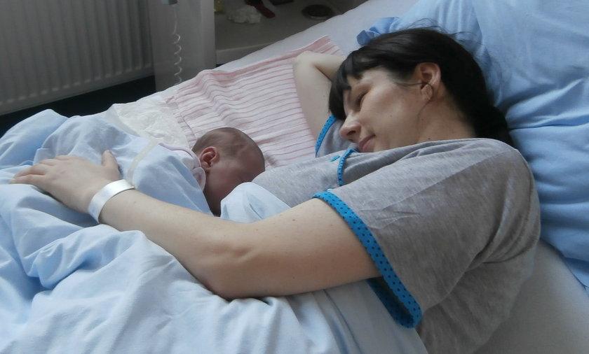 Pierwsza krakowianka urodzona w 2016 roku
