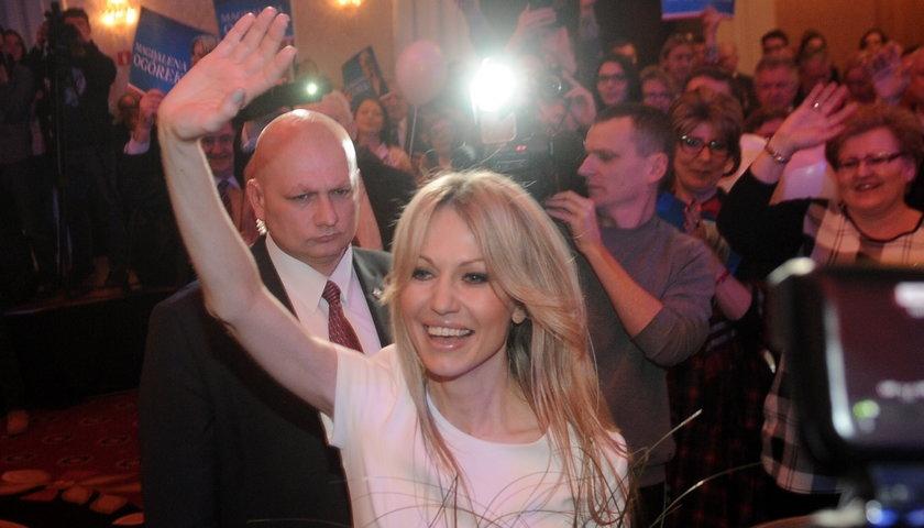 Magdalena Ogórek, kandydatka SLD na prezydenta