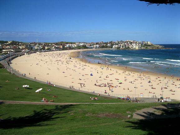 Bondi plaža u Sidneju