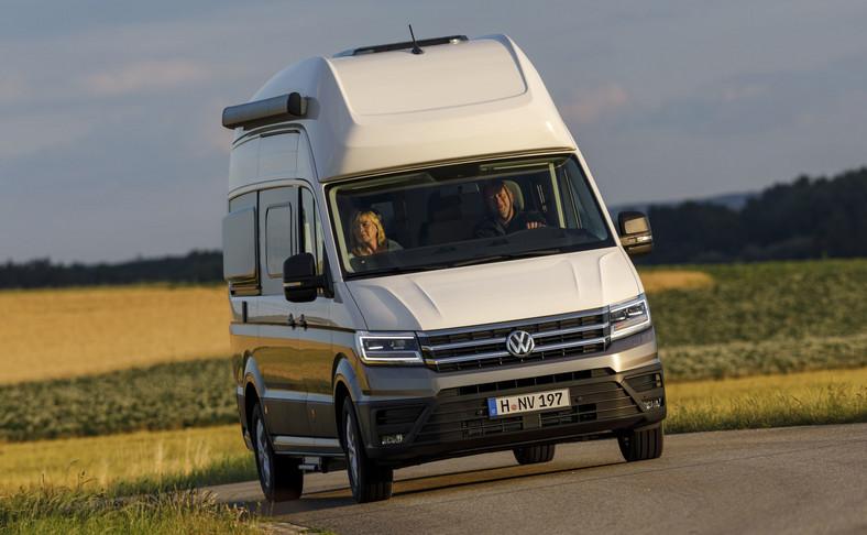 Volkswagen Grand California jest produkowany w Polsce