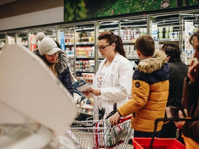 Koliko hranljivih materija sadrži proizvod koji ste kupili?