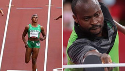 Update on Team Nigeria at the Olympics