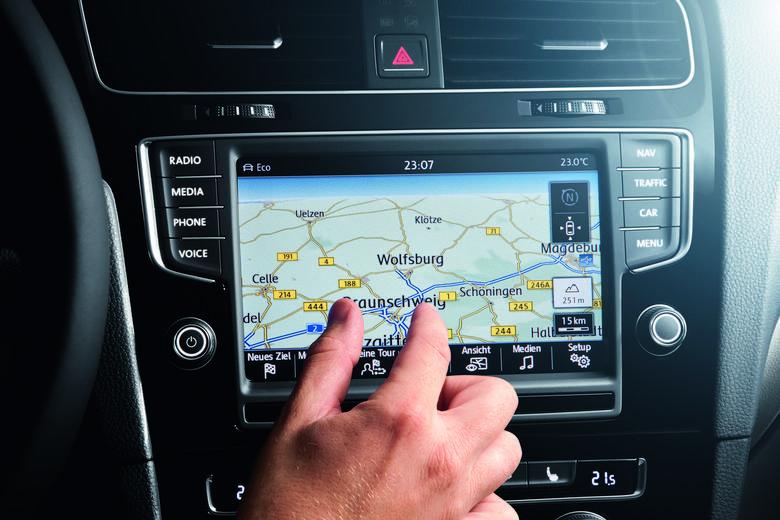 Nawigacja VW Discover Pro