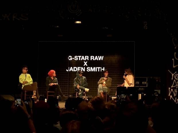 G-star RAW x Jaden Smith