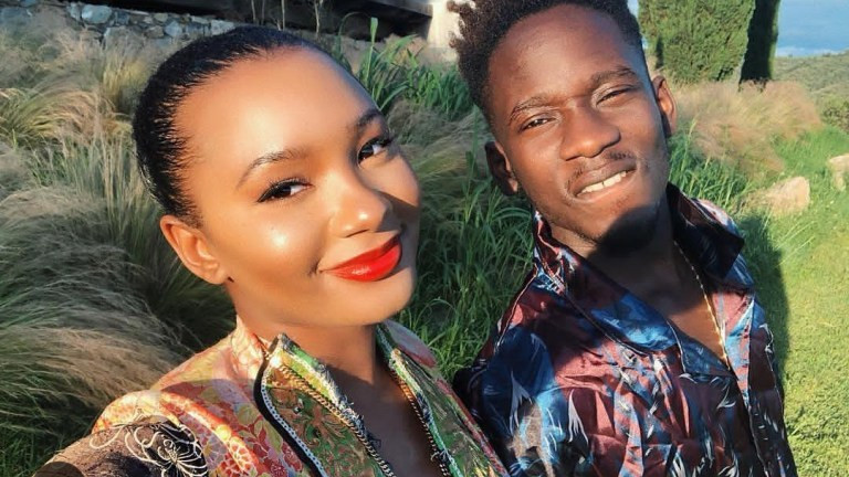 Give it to Mr Eazi and Temi Otedola for their distinctive, stylish and amazing relationship.