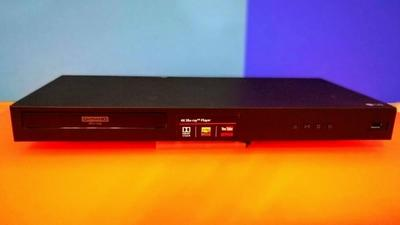 LG UBK90 im Test: günstiger 4K/UHD-Player für Einsteiger