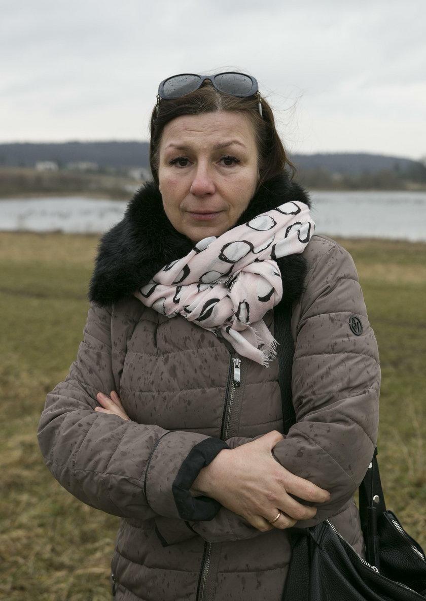 Lidia Dziubińska, prezes stowarzyszenia Wieś nad Rozlewiskiem