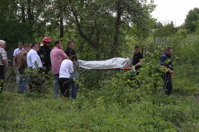 Wypadek w Hutkach