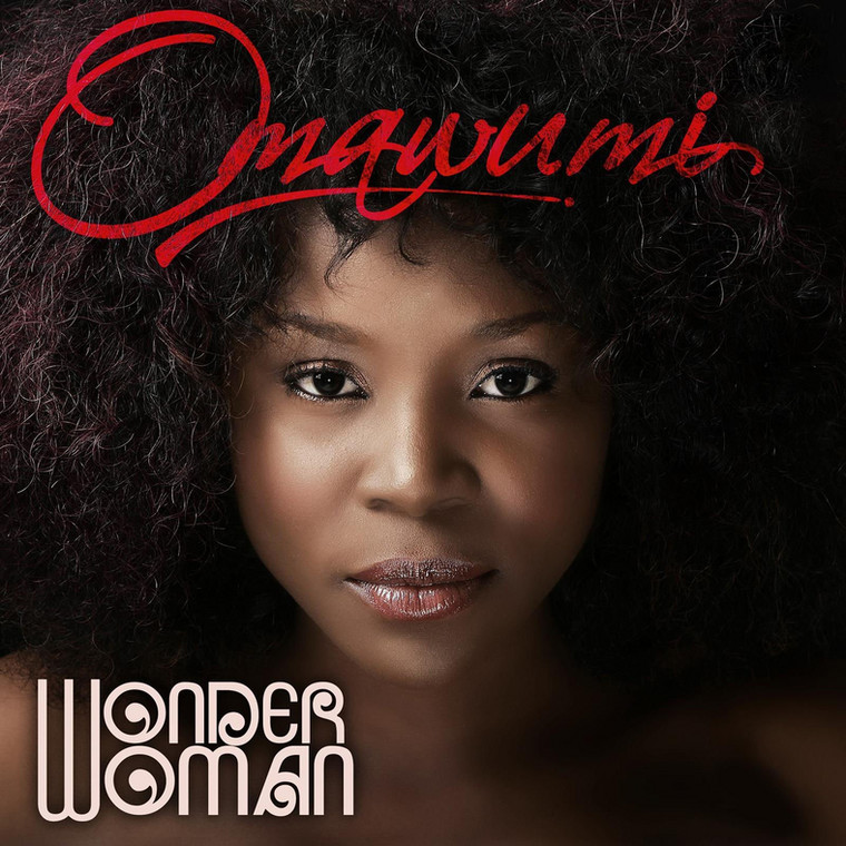 Omawumi ''Wonder Woman'' album [iTunes Omawumi]