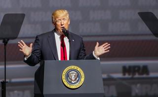 Trump: Test rakiety balistycznej to wyraz braku szacunku dla Chin