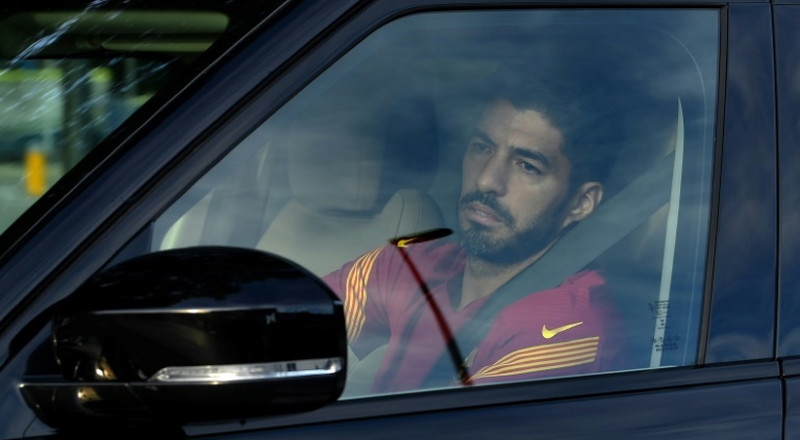 Luis Suarez suspected of cheating on Italian exam