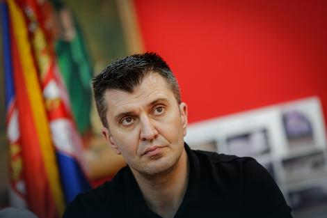 Ministar Zoran Đorđević