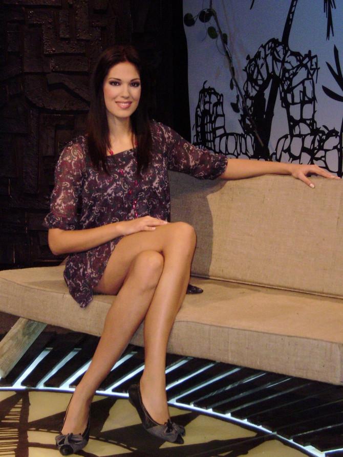 Nina Radulović je ovako izgledala 2009. godine