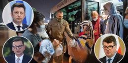 Dworczyk: Przyjęliśmy już 130 uchodźców, 80 jest w drodze. Premier zaprasza kolejnych 300
