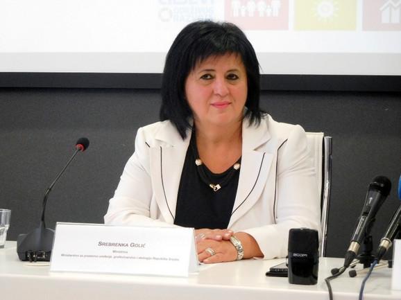 Srebrenka Golić