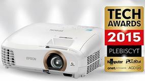 Tech Awards 2015: szansa na wygranie projektora Epson EH-TW5350 - wystarczy zagłosować