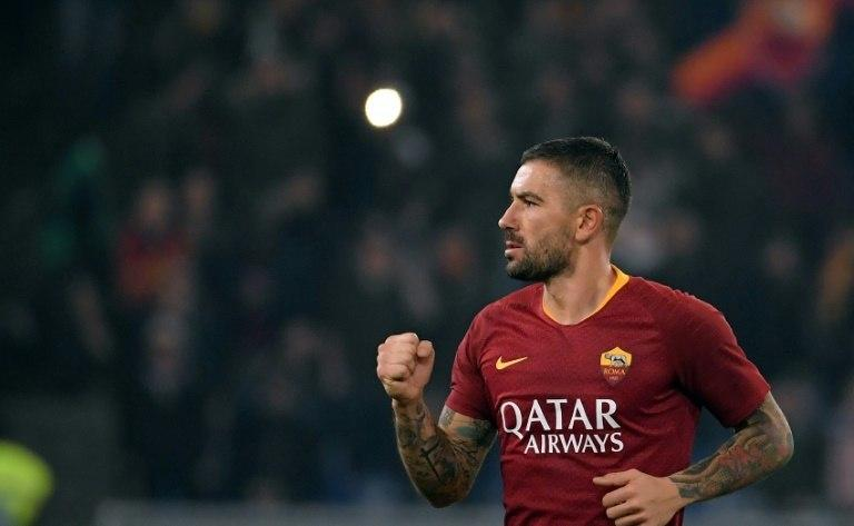 Defender Aleksandar Kolarov scored in his second consecutive game for Roma.