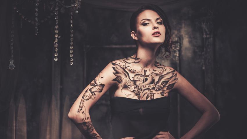 Toksyczne Składniki W Farbach Do Tatuażu
