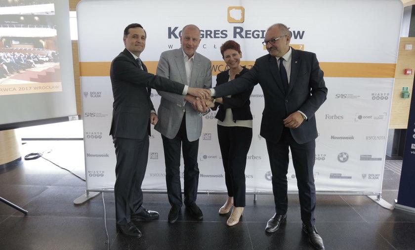 Kongres Regionów Wrocław 2017