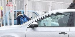 Kluzik-Rostkowska wozi syna rządową limuzyną do szkoły! FOTO