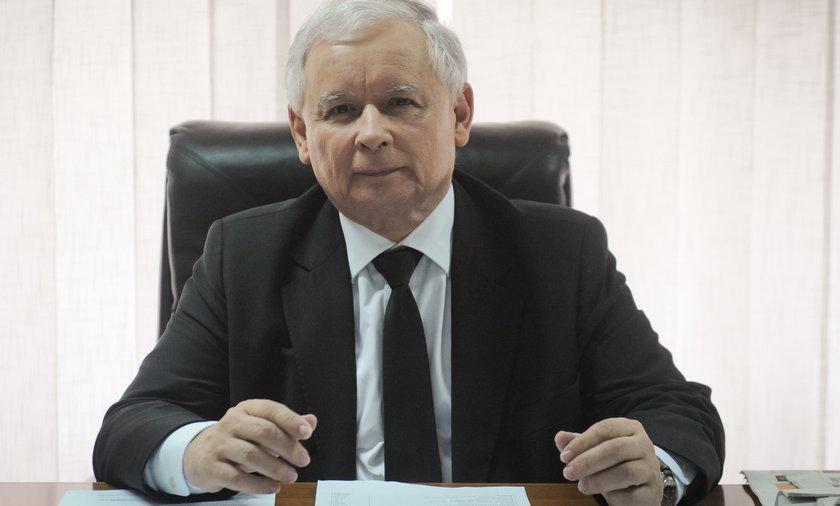 Jarosław Kaczyński napisał w szpitalu list. Jego treść odczytano w Białej Podlaskiej