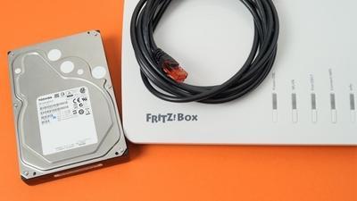 NAS-Alternative FritzBox: Was kann der Netzwerkspeicher?
