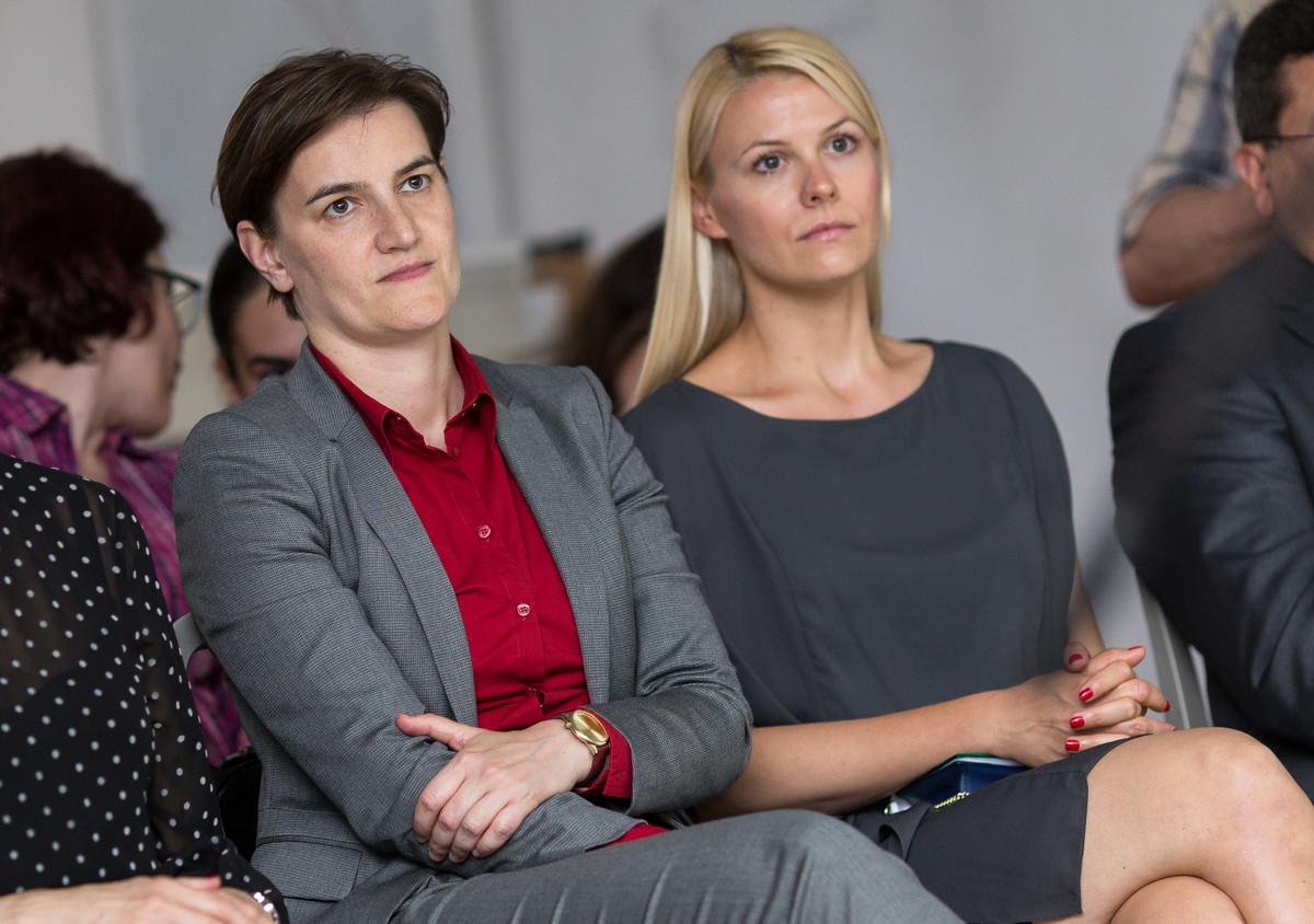 Ana Brnabić i Milica Đurđić dobile sina Igora posle DEVET GODINA LJUBAVI