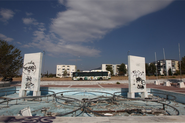 olimpijska sela14 Athens Olympic Village foto tanjug ap