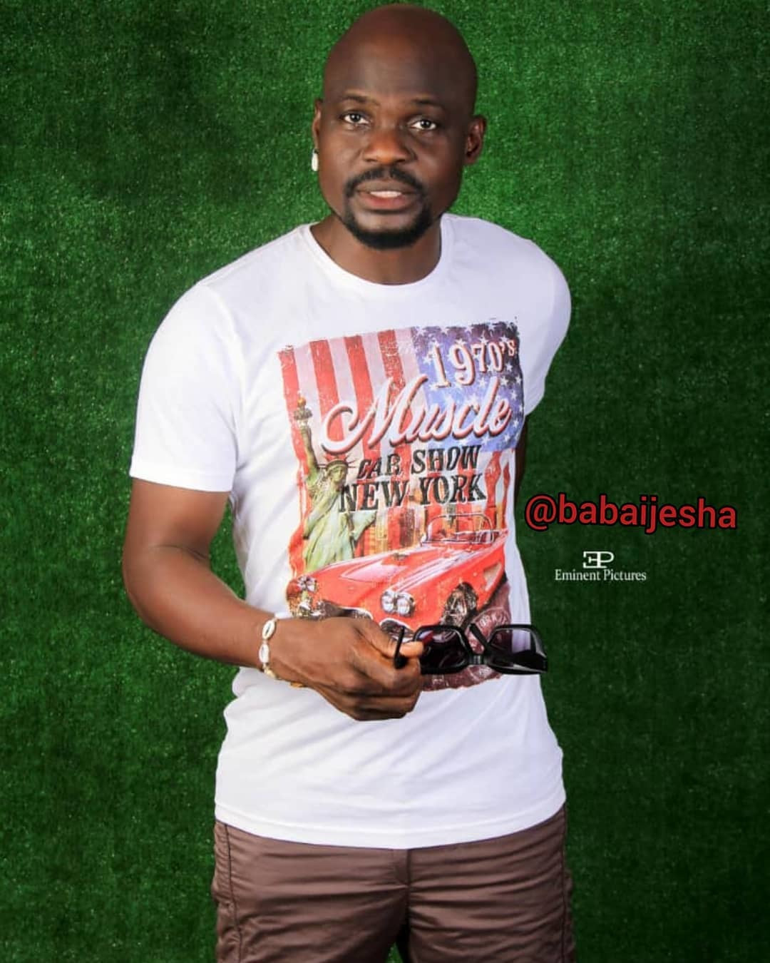 Actor, Baba Ijesha arrested for allegedly defiling a 14-year-old girl starting from when she was 7 [Instagram/BabaIjesha]