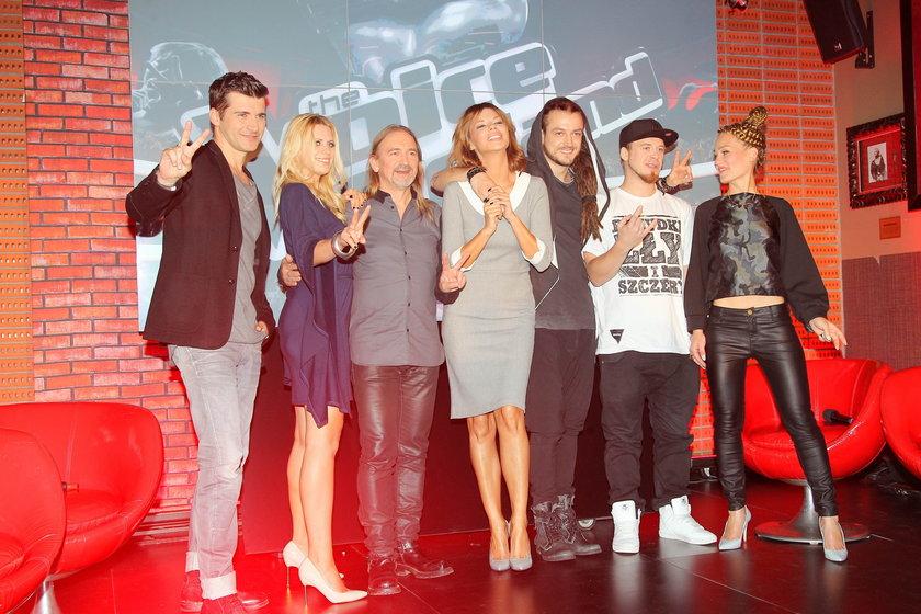 """Ekipa programy """"The Voice Of Poland"""""""