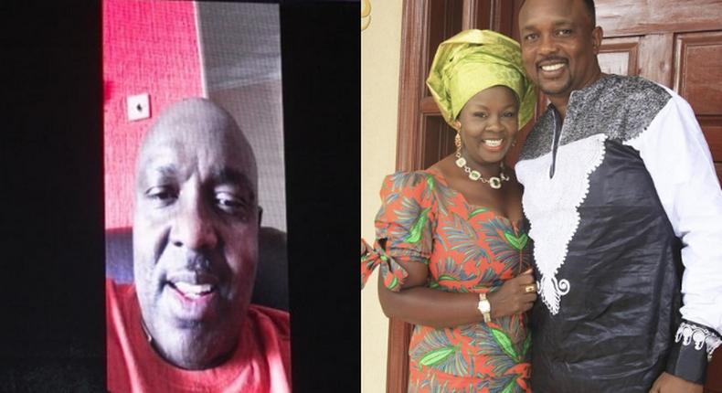 Rev. Kathy Kiuna gives updates on Hubby Allan Kiuna's battle with Cancer