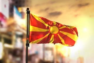 Znów iskrzy między Albańczykami a Macedończykami